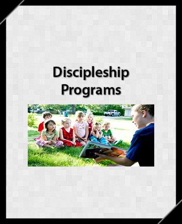 CEF Chattanooga Discipleship Programs